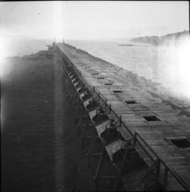 Coal wharves, Union Bay