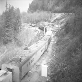 BC Rail Horseshoe Bay