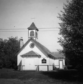 St. Margaret's Anglican Church near Aldergrove, B.C.
