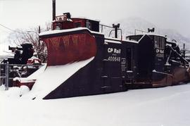 CPR snow plow and jordan spreader