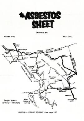 The Asbestos Sheet July 1971