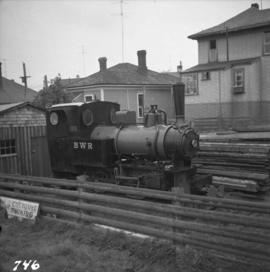 0-4-0 tank locomotive in Victoria