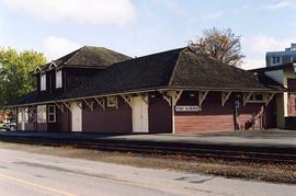Port Alberni station
