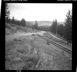 CPR Kettle Valley Railway line