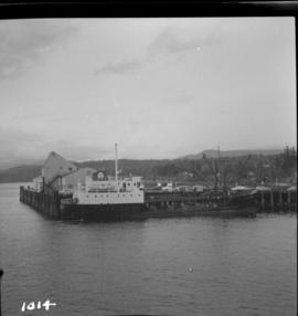"S.S. ""BC Standard"" at Westview Harbour"