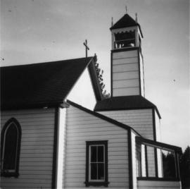 Roman Catholic Church, Brentwood Bay
