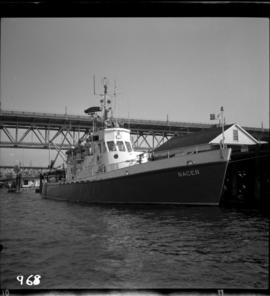 "Coast guard cutter ""Racer"""