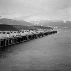 C.P.R. pier A.1. in Vancouver, B.C.
