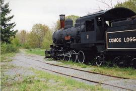 Comox Logging Railway locomotive