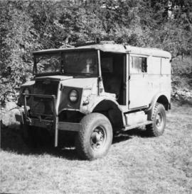 Chevrolet army truck