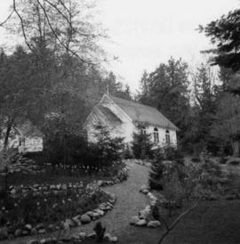 St. Hilda's Anglican Church in Sechelt, B.C.