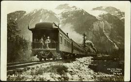 Grand Trunk Pacific Railway Passenger Train