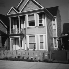 House on Pender Street, Vancouver