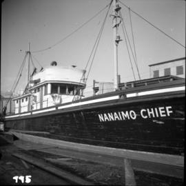 """Nanaimo Chief"" at Granville Island"