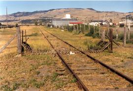 Abandoned CPR Merritt trackage
