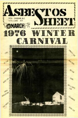 The Asbestos Sheet Mar. 1976