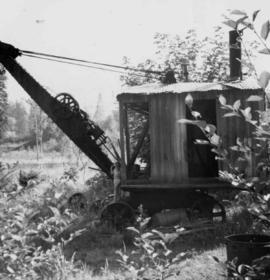 1912 steam shovel