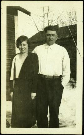 Bob Baxter and Sister Bea