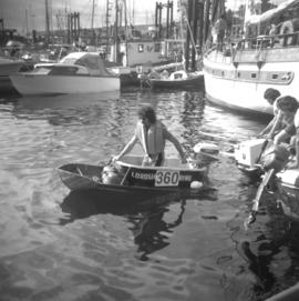 Annual bath-tub race, Nanaimo