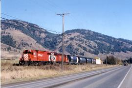 CP way freight on CN trackage