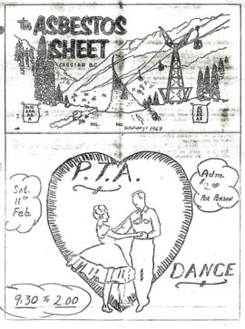 The Asbestos Sheet Feb. 1967