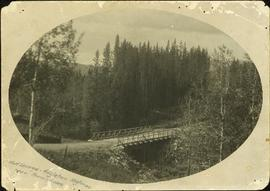 Bridge Near Burns Lake, BC