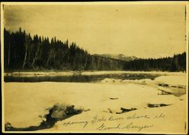 Opening of the River above the Grand Canyon of the Fraser