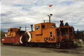 CPR caboose