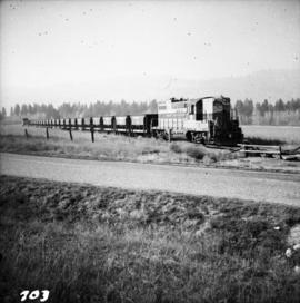 Great Northern Railway line in Washington State