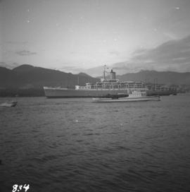 "Orient Line ""S.S. Oronsay"""