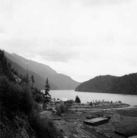 Indian Arm near Vancouver, B.C.