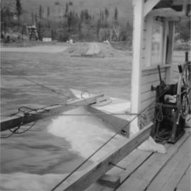 Soda Creek reaction ferry