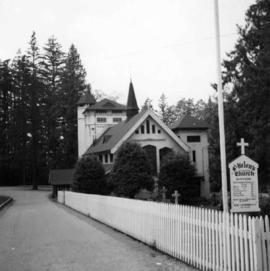 St. Helen's Anglican Church in Surrey