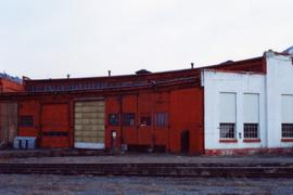 Former roundhouse