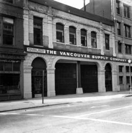 The Vancouver Supply Company building