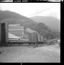 BC Rail Squamish yards