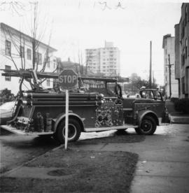 Vancouver fire truck