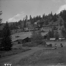 Hedley Gold Mine near Princeton, BC