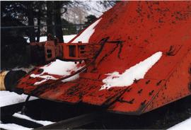 CNR heavy duty snow plow