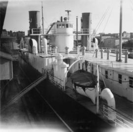 """S.S. Canora"" CNR rail ferry"