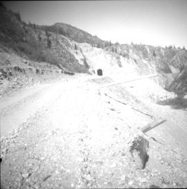Former CPR Coquihalla to Brookmere rail line
