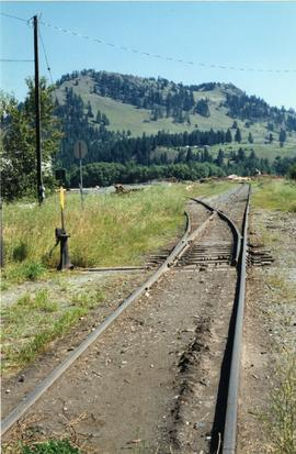 End-of-track in Lumby