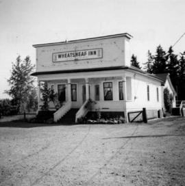 Wheatsheaf Inn on Vancouver Island