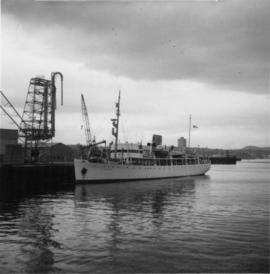 "Federal government survey vessel, ""W.M. J Stewart"""