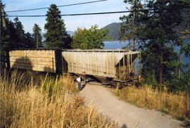Okanagan Valley Railway freight cars