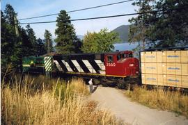 Okanagan Valley Railway locomotives