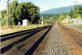 East of Salmon Arm depot