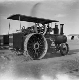 Gaar Scott traction engine in Alberta