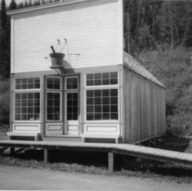 Drug store in Barkerville