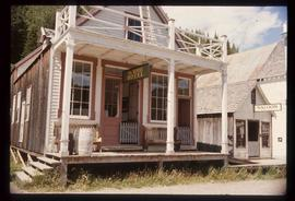 Barkerville - The House Hotel